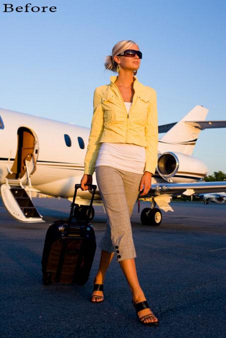 Что одеть для полета на самолете